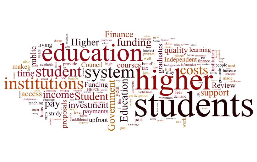 foundations of higher education essay