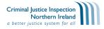 Criminal Justice Inspection Northern Ireland logo