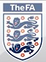 The [English] FA logo