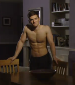 David Witts as Joey Branning in BBC's Eastenders